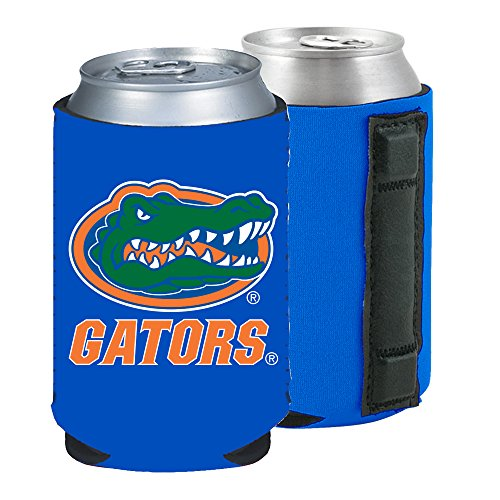 Magnetic Kolder Kaddy Ncaa Can Cooler Coolie  One Piece  Florida Gators