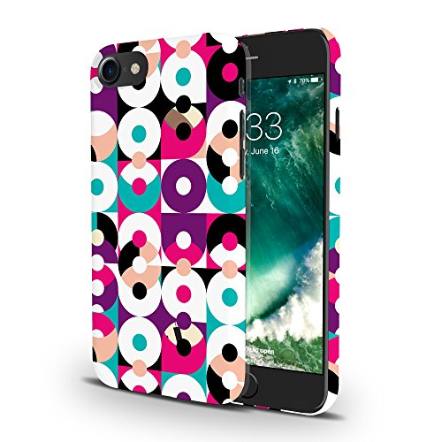 Koveru Back Cover Case for Apple iPhone 7 - Geometric