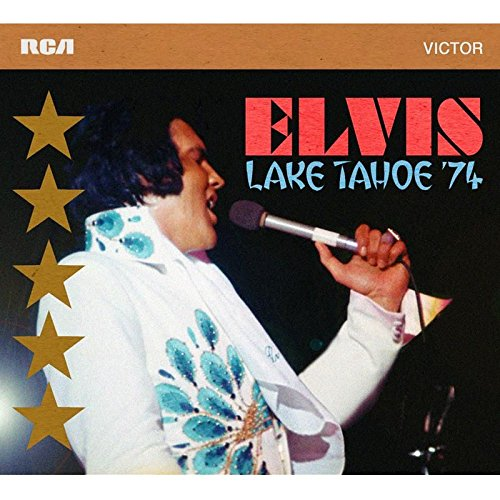 Elvis Presley - Lake Tahoe '74 (2017) [FLAC] Download