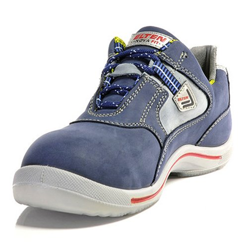 Elten 2062411 - Bajo zapatos de seguridad tamaño 35 nelli esd s3