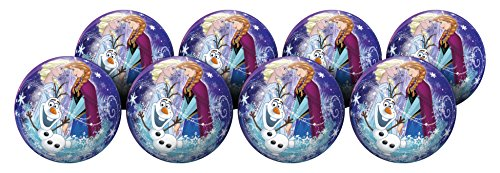 Hedstrom Disney Frozen Playball Party Pack, Size Medium, 8 Balls