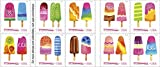 Toys : USPS The Frozen Treats Postage Stamps (Book of 20)