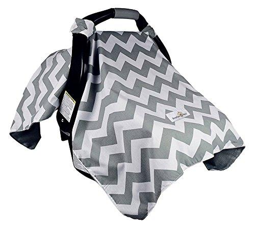 Bonafide Baby Cover Chevron Stroller product image