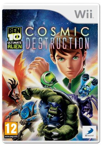 Ben 10 Ultimate Alien: Cosmic Destruction (Ben 10 Ultimate Alien Cosmic Destruction Wii)