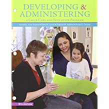 Bundle: Developing and Administering a Child Care and Education Program, Loose-leaf Version, 9th + MindTap Education...