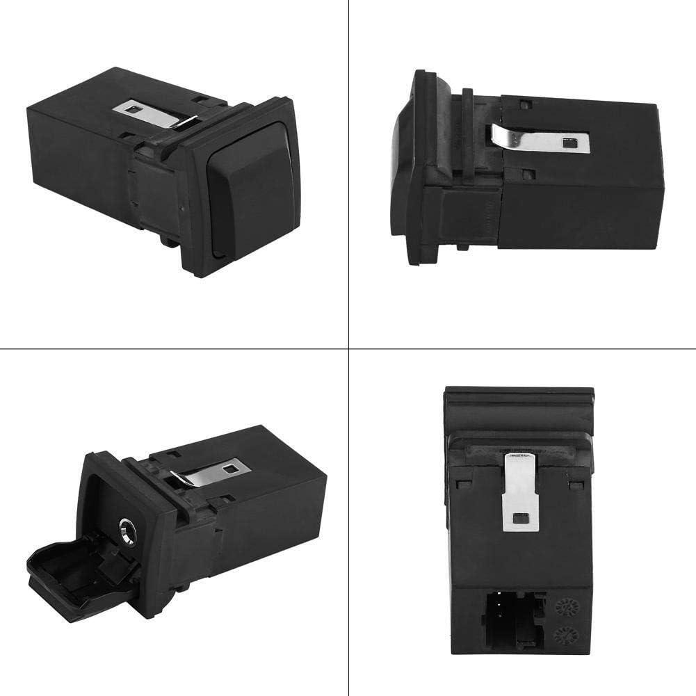 Enrilior Car USB AUX Audio Cable Switch /& Cable Compatible with RCD510 RCD310 G-o-l-f//GTI//R MK5 MK6 J-e-t-t-a 5KD035724