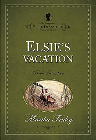book cover of Elsie\'s Vacation