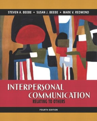 interpersonal communication relating to others 7th edition pdf