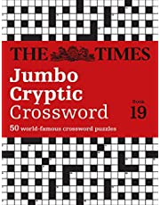 The Times Jumbo Cryptic Crossword Book 19: The world's most challenging cryptic crossword