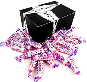 Smarties Love Hearts Candy Rolls, 12 oz Bag in a Gift Box