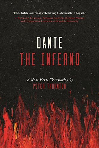 The Inferno: A New Verse Translation by [Alighieri, Dante]