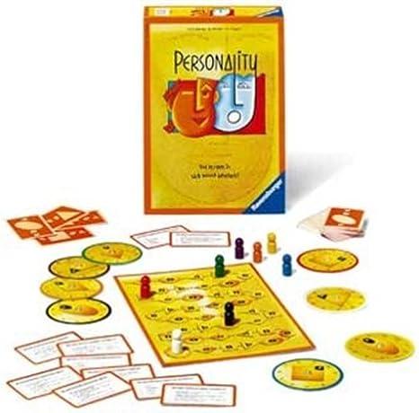 Ravensburger 27333 Personality - Juego de Mesa [Importado de Alemania]: Amazon.es: Juguetes y juegos