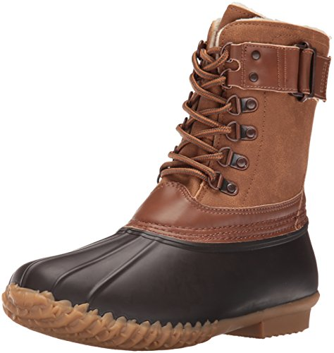 JBU by Jambu Women's Nova Scotia Rain Boot, Brown/Whiskey, 9.5 M US (Boots For Women Online)