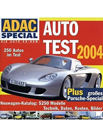 Adac Special Auto Test 2004 Amazon De Software