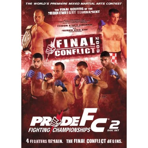 Pride Fighting Championships: Final Conflict 2005: Artist Not Provided