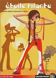 Book's Cover ofÉtoile filante