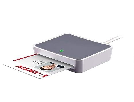 Amazon.com: uTrust 2700 R Contacto Lector de tarjetas ...
