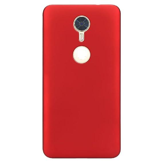 best loved f9064 c1836 Blu Vivo 8 Case, ZLDECO Ultra Slim Matte Hard Skin Case Cover Protect for  Blu Vivo 8 5.5 Smartphone (Red)