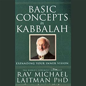 Basic Concepts in Kabbalah Hörbuch