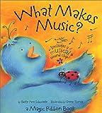 What Makes Music? ( A Magic Ribbon Book)