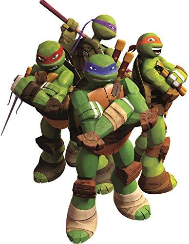 ninja turtle bedroom decal - 8