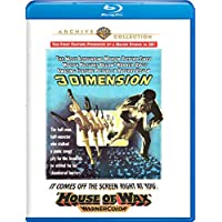 Deals on House of Wax 3D Blu-ray