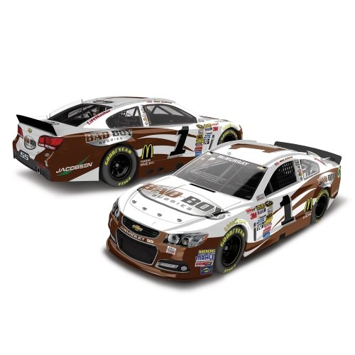Action Racing Collectables Jamie McMurray 2013 Bad Boy Buggies 1:24 Nascar Diecast