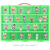Life Made Better Toy Storage Carrying Box For LOL Surprise Dolls. The Box Is Not Created By LOL Surpise! Figures Playset Organizer. Accessories For Kids by LMB