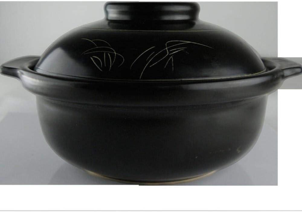 0,5 L COMPY stufato di Argilla Terracotta pentola decotto Medicina Tradizionale Cinese Househol Piccola casseruola di Pasta di Riso zuppa di Latte Porridge
