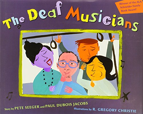 The Deaf Musicians by Putnam Juvenile