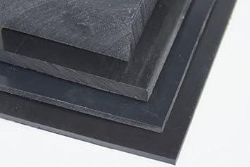 Unterschiedlich PE Platte 6mm stark -Zuschnitt- PE-HWU Platte 50 x 25 cm: Amazon  EF65