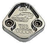 JACER Enterprises F029-PS31N Fuel Pump Block Off Plate 455 GTO, JUDGE, PONTIAC