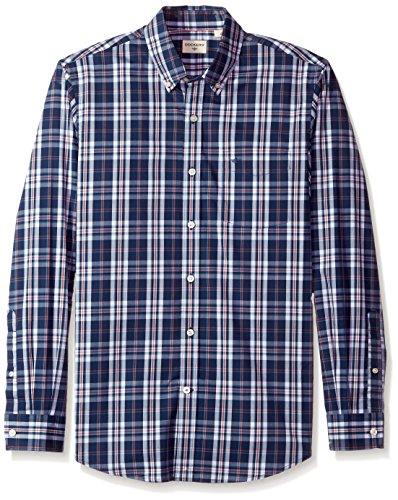 Plaid Button Front Shirt - 9