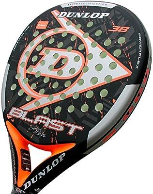 Pala de Pádel Dunlop Blast JM LTD Orange: Amazon.es: Deportes y ...