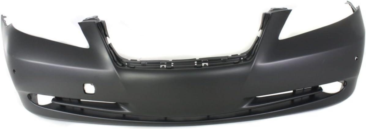 Front Bumper Cover Fascia for 2007 2008 2009 Lexus ES350 w//Park Assist 07-09 LX1000186 MBI AUTO Painted to Match