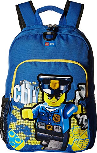 LEGO Kids City Police Heritage Classic Backpack,