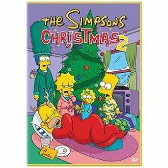 Amazon Com The Simpsons Christmas 2 Dvd Movies Tv