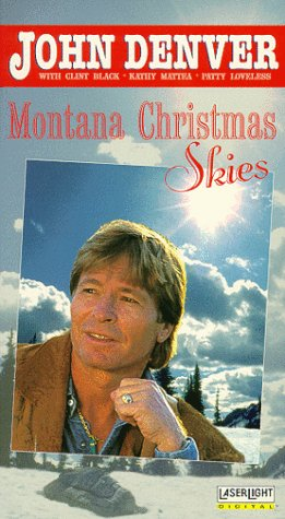 John Denver - Montana Christmas Skies [VHS]