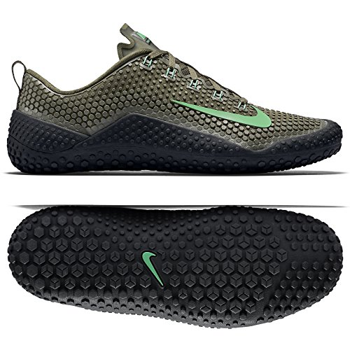 85c022396f8d Nike Free Trainer 1.0 Bionic Cargo Khaki Militia Green Black Men Training  Shoes (size 12) - Buy Online in Oman.