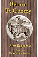 Return To Conroy (Wyoming Territory) Paperback