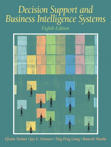 decision support and business intelligence systems Business intelligence (bi) systems provide a proposal that faces needs of   decision support system (dss) is concerned with analyzing information that.