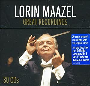 Lorin Maazel: Great Recordings