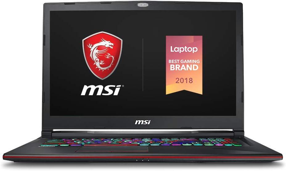 "MSI GL73 9SDK-219 17.3"" Gaming Laptop, 144Hz Display, Intel Core i7-9750H, NVIDIA GeForce GTX1660Ti, 16GB, 512GB NVMe SSD"