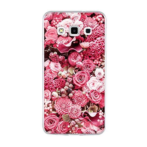 Funda Samsung Galaxy A3 Carcasa de Silicona, Fina, Ultra Suave con Cubierta Protectora, Trueno Rugiente, FUBAODA, Resistente a los Arañazos en su Parte Trasera, Amortigua los Golpes, Funda Protectora  pic:11