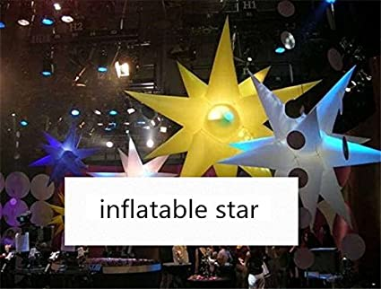 Amazon Com Advertising Inflatables Stars For Stage Bar Party