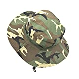 Sllxgli fisherman hat Men and women outdoor hats sun visor solid color