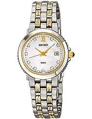 Seiko Womens SXD642 Le Grand Sport Diamond Watch