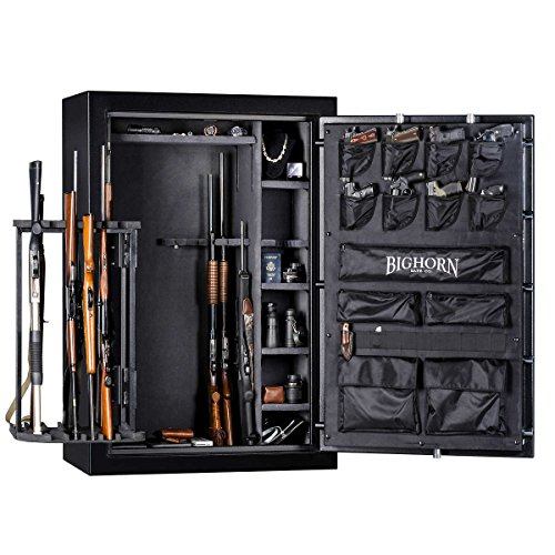 Bighorn Ultimate Access Gun Safe, Model