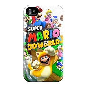 DeannaTodd Duo11507ngiZ Protective For SamSung Galaxy S6 Phone Case Cover (super Mario 3d World)