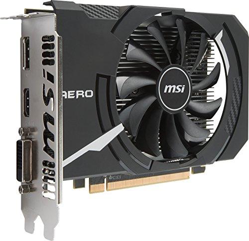 MSI GAMING Radeon RX 560 2GB GDDR5 128-Bit DirectX 12 ITX Graphics Card (RX 560 AERO ITX 2G OC) by MSI (Image #3)